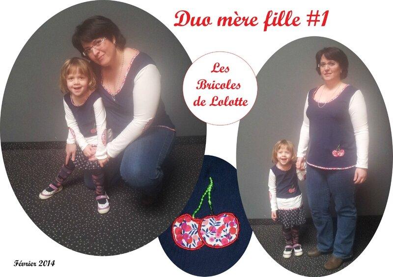 les bricoles de lolotte - duo mère fille #1 copie
