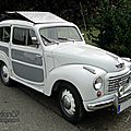 Fiat 500 c belvedere 1951-1955