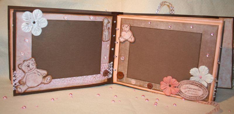 mini album naissance fille le blog de sarah. Black Bedroom Furniture Sets. Home Design Ideas