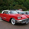 FORD Thunderbird 2door convertible 1960 Baden Baden (1)