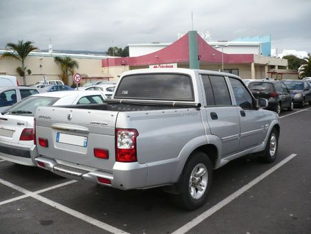 SSANGYONG Musso Sports Le Tampon (1)