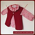blouse coquelicot1