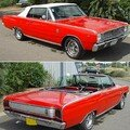 DODGE - DART V8 24 cv - 1966
