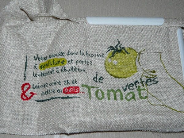 Confiture Tomate 1