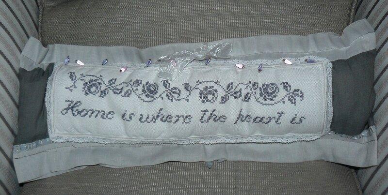 cadeau de Marie Hélène