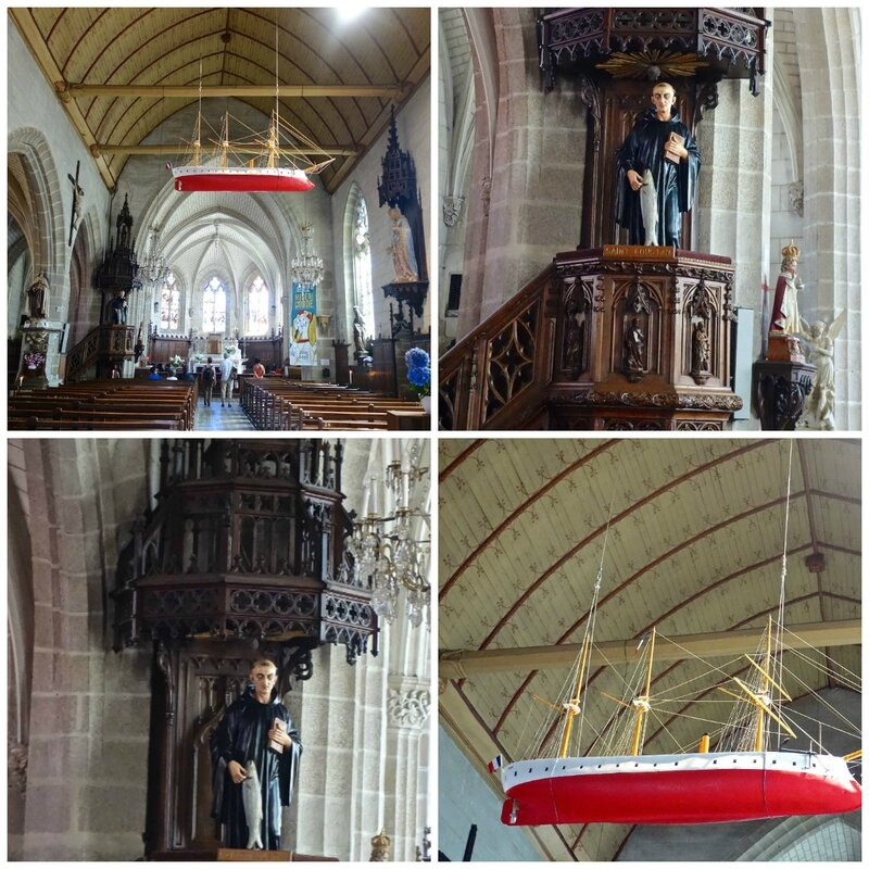 Eglise Saint-Sauveur Auray