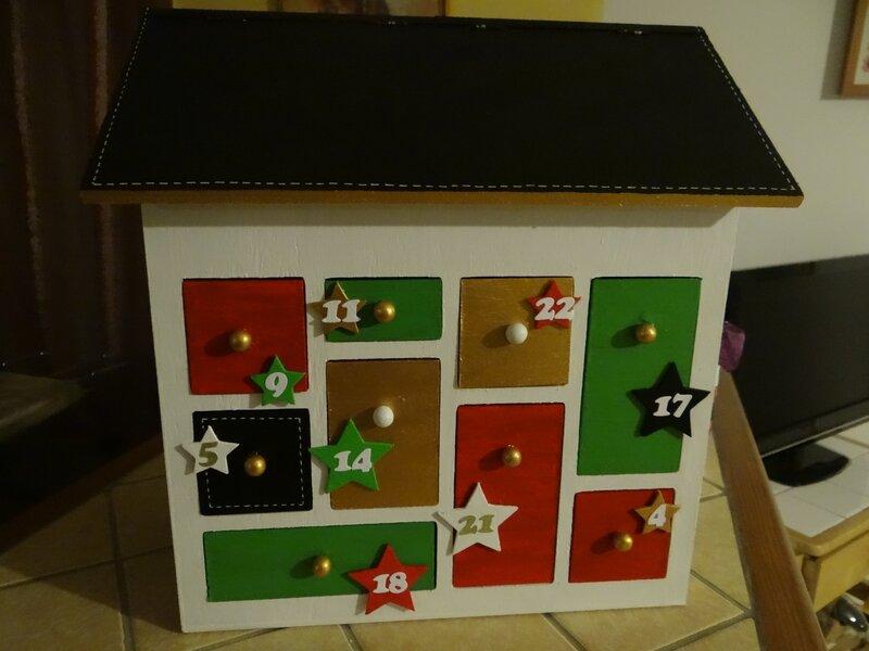 calendrier de l 39 avent le scrap 2 nanouk. Black Bedroom Furniture Sets. Home Design Ideas