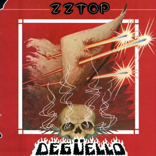 ZZ TOP Degüello