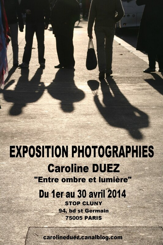 Affiche STOP CLUNY