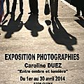Expo photos au stop cluny