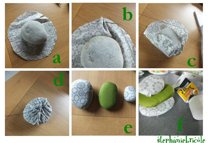 Diy id e de d co zen faire soi m me cartons galets - Decoration interieur a faire soi meme ...