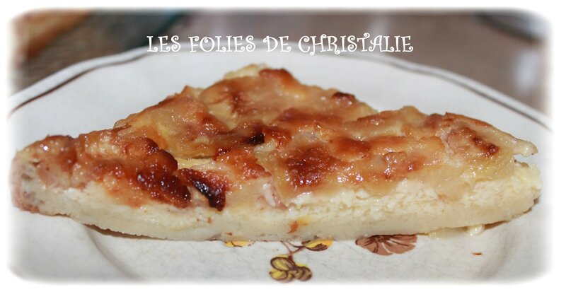 Clafoutis pêches 7