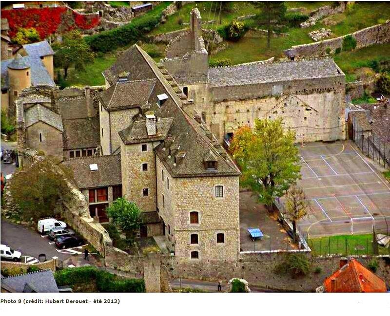 abbaye de Ste Enimie