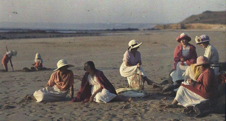 femmes-plage