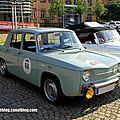 Renault R8 de 1965 (Paul Pietsch Classic 2014) 01