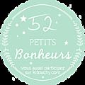 52 petits bonheurs #14