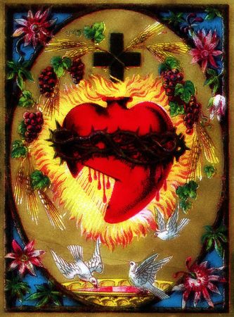 holy heart of jesus german