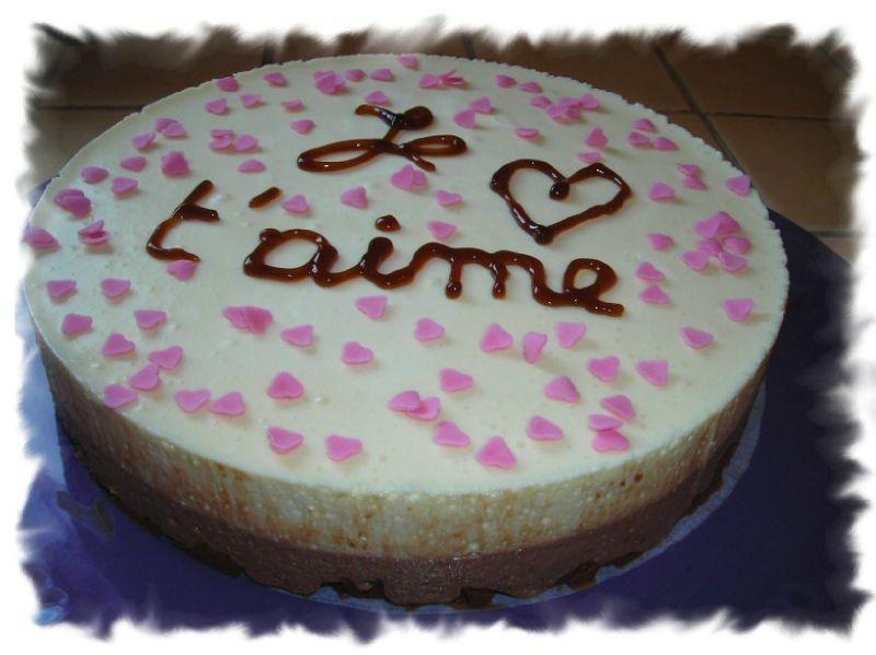 petit id 233 e de dessert pour la st valentin un 2 chocolats sur croustillant pralin 233 au palais