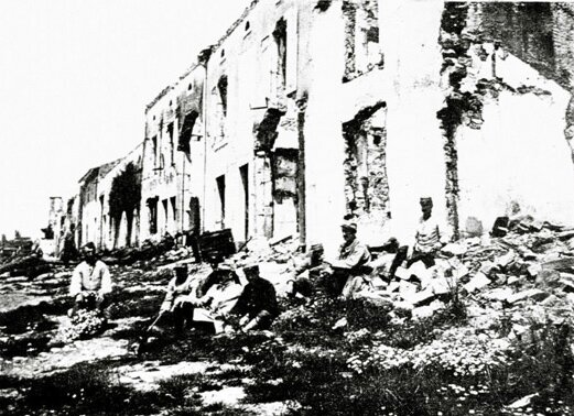 remereville-Grand Rue-1914