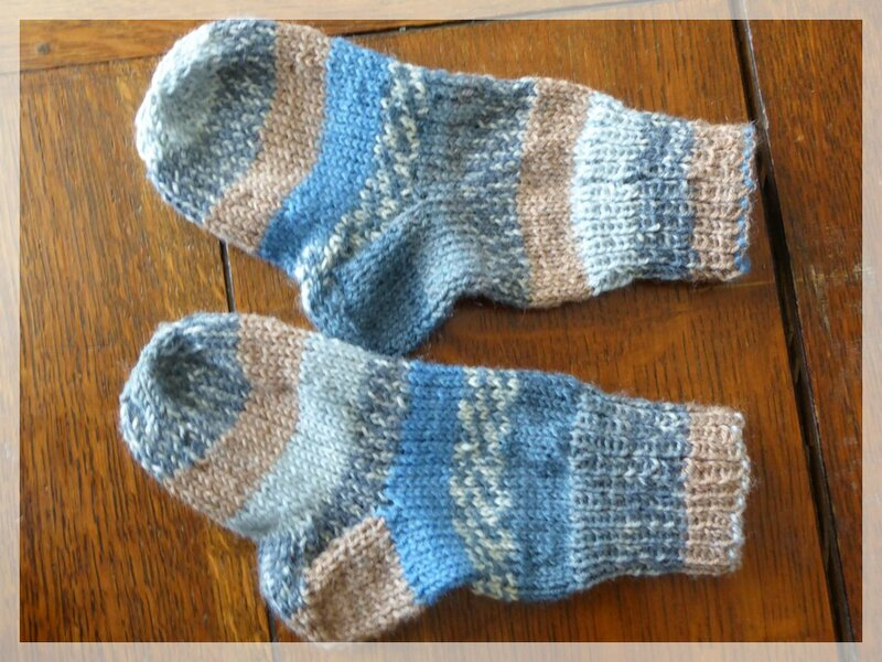 chaussettes claireogil