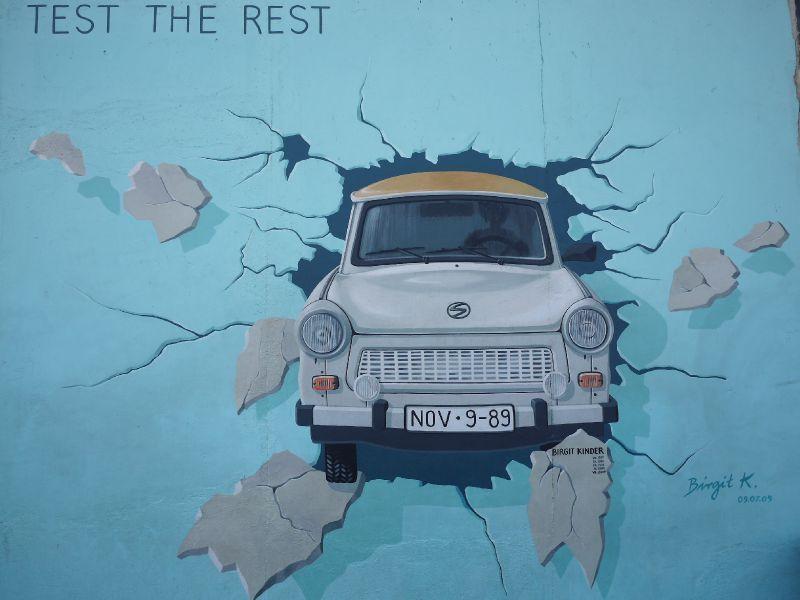Berlin Mur 8