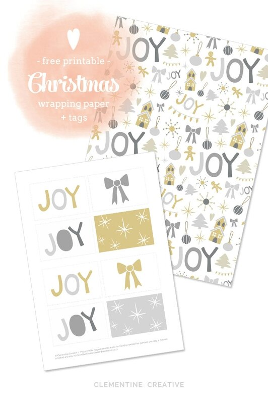 printable-christmas-wrapping-paper-and-tags-3