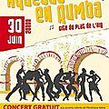 - aqueduc en rumba vendredi 30/06/2017