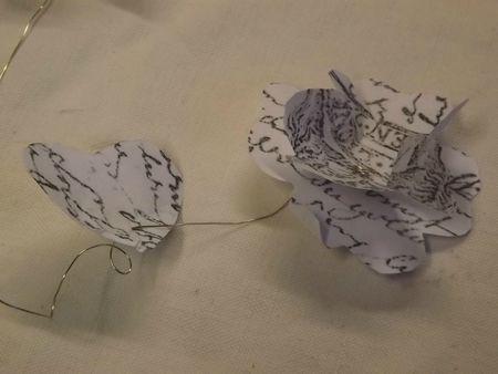 Fleurs de papier (8)