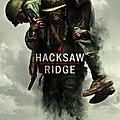 Hacksaw ridge (tu ne tueras point) : critique