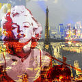 01B. Marilyn à Paris