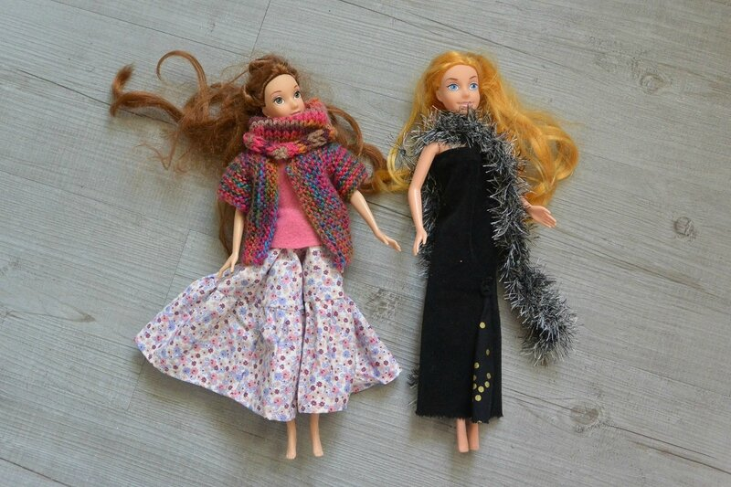 Vêtements Barbie (2)