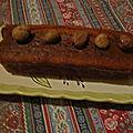 Gâteau aux châtaignes