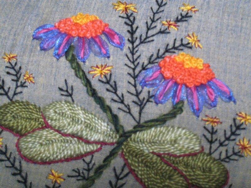 Fée Pirouette - L'herbier - Décembre - BOM 2010