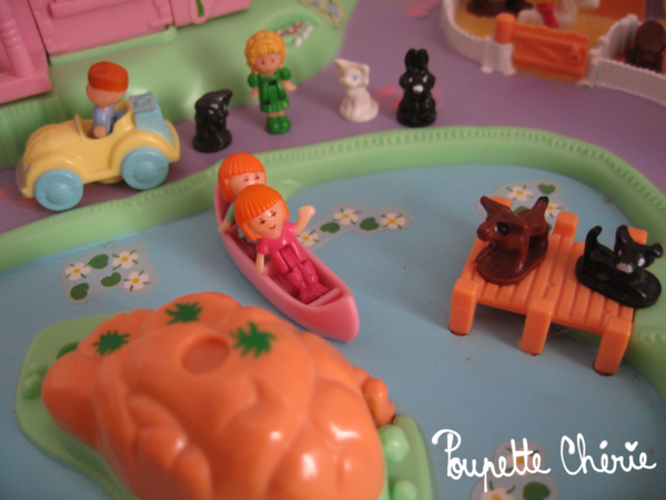 Polly Pocket grande ferme 11