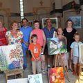 Concours peinture cheissoux 2010