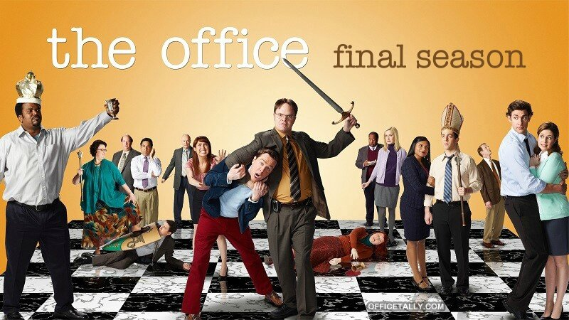 the office 9