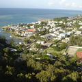 Vue sur Port-Mathurin, Pointe Monier