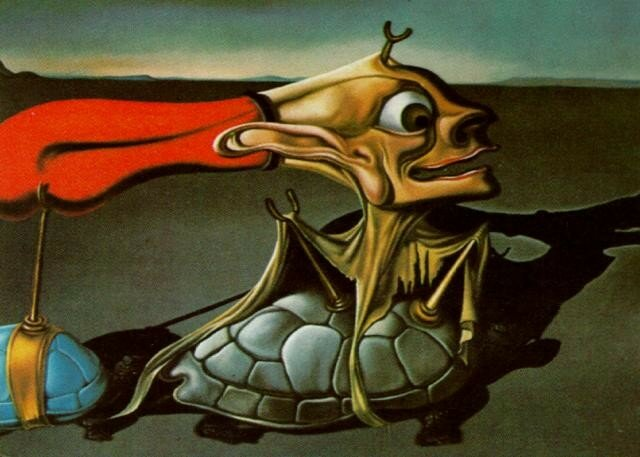 _Design for 'Destino', 1947.