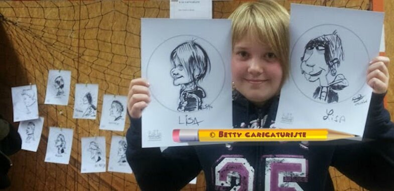 atelier initiation caricatures enfants moselle