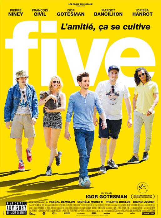affiche_five