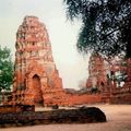 Ayutthaya ruines