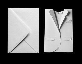 acne paper invite