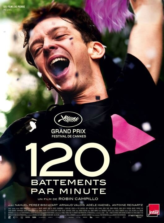 120-battements-par-minute affiche