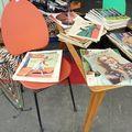 Marché de la mode vintage - 30 mai 2010