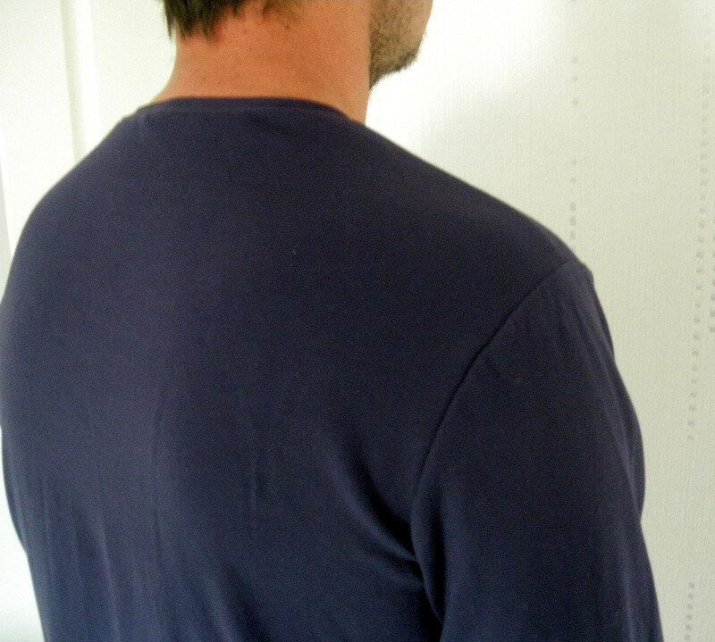 T-shirt bleu (4)