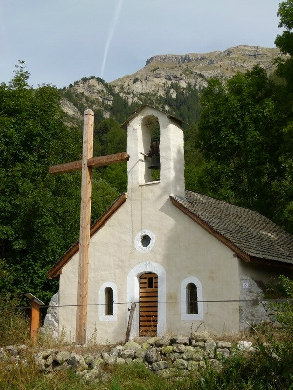 chapelle Roranches