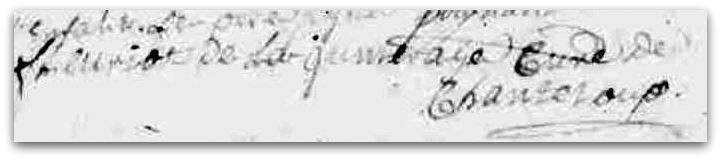 Fleuriot de la Jumeraye signature z