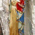 Dols de Bretagne, Cathédrale Saint Samson, statue de ND de Dol