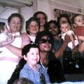 Michael jackson au great ormond street hospital de londres, le 20 juillet 1988