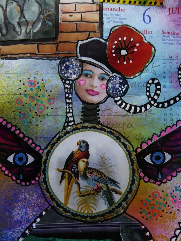 art journal love to love 5
